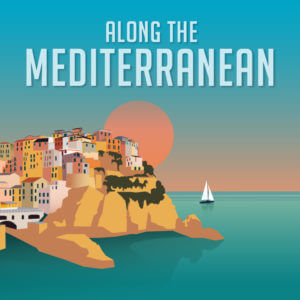 Along The Mediterranean Concert Graphic